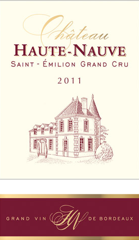chateau haute nauve saint emilion grand cru 2011