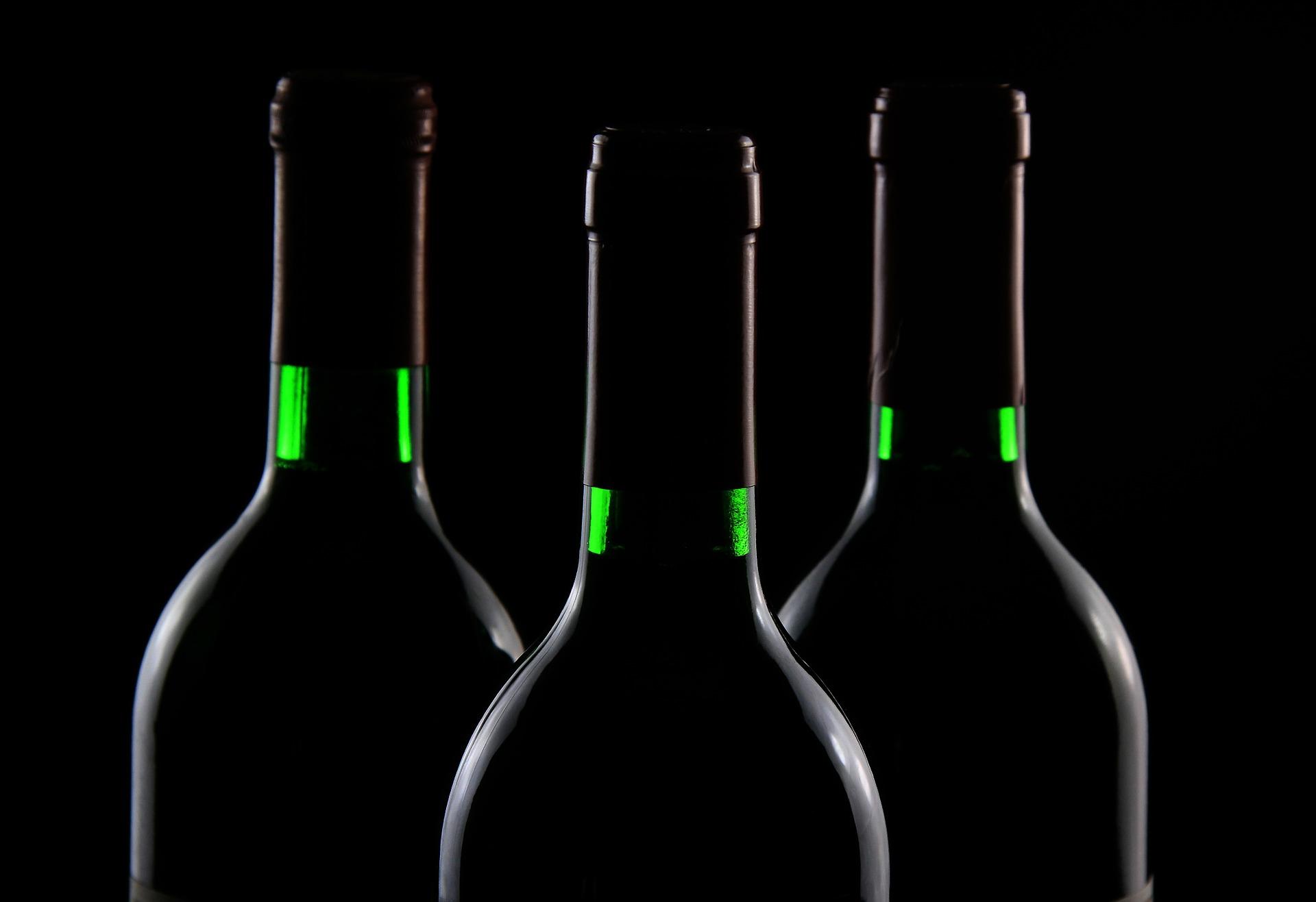 bouteille vin saint emilion chateau haute neuve